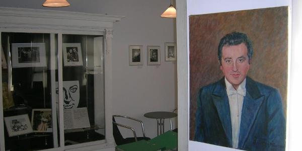 Portrait Fritz Wunderlich