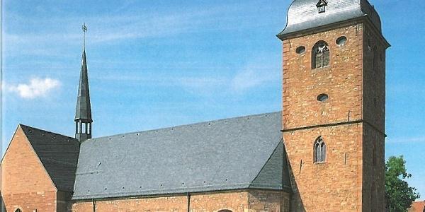 Stadtkirche St. Oswald in Buchen (Odenwald)