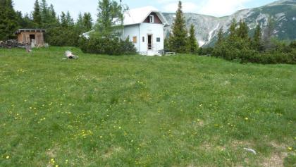 Alpenfreunde Hütte am Krummbachstein