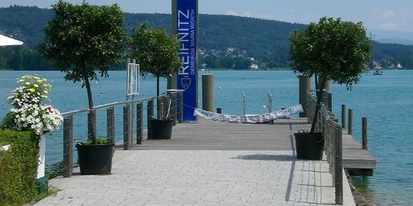 Schiffsanlegestelle Reifnitz