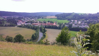 Panorama view from the hill (Cover)