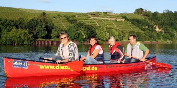Lauffener Neckarweg Kanu_Wein