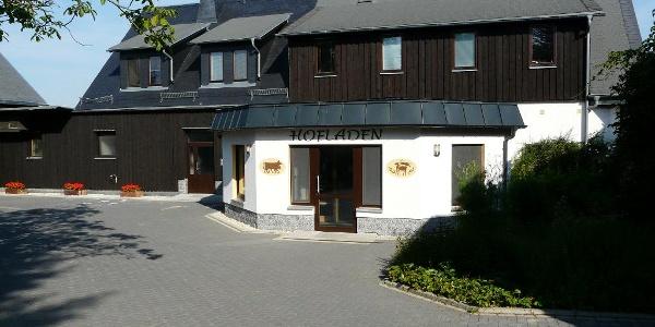 Hofladen Bauernhof Gruschwitz in Rützengrün