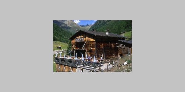 Larstigalm (1.778 m)