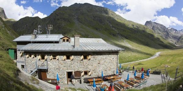 Amberger Hütte (2.136 m)