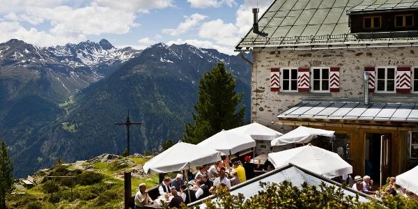 Bielefelder Hütte (2.150 m)