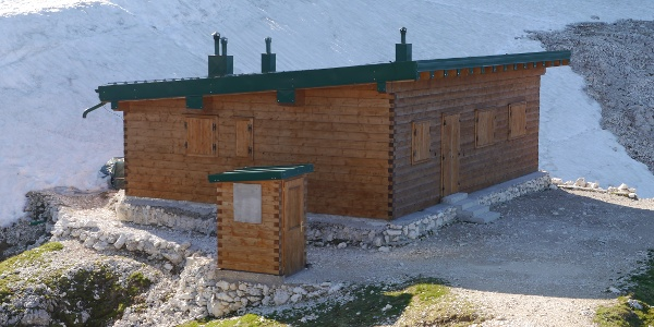 Santnerpasshütte (2734 m)