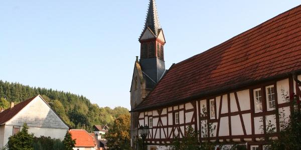Kirche in Argenschwang