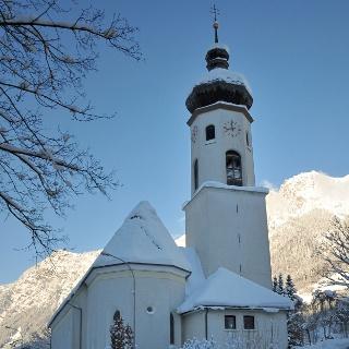 Innerbraz, Pfarrkirche