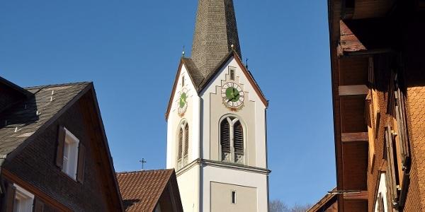 Bürs, Pfarrkirche Hl. Martin