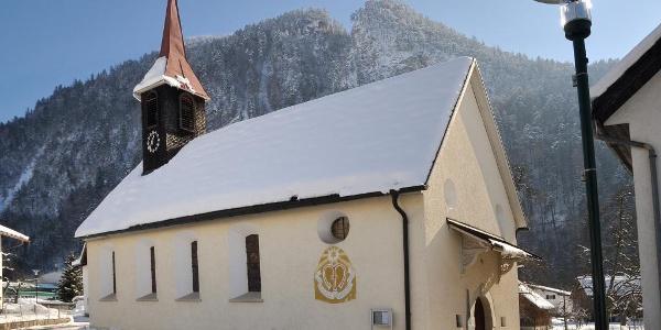 Stallehr, Wallfahrtskirche Mariä Geburt