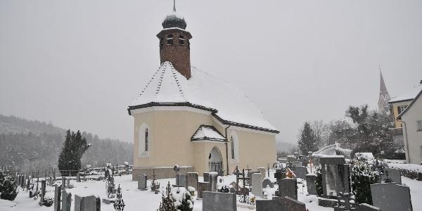 Rankweil, Friedhofskirche Hl. Michael