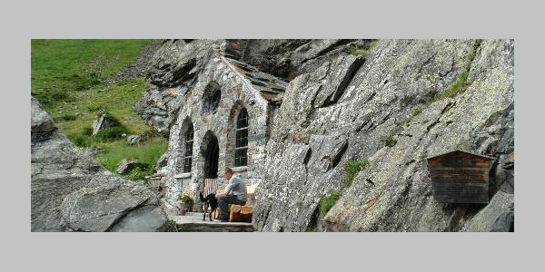 Felsenkapelle Innergschlöß
