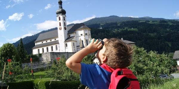 Kinderwanderweg Schruns-Tschagguns