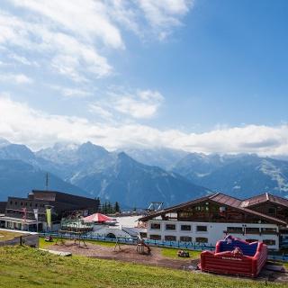 Startpunkt der Tour: Bergrestaurant Kapell