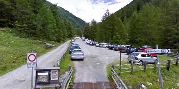 Knuttenparkplatz