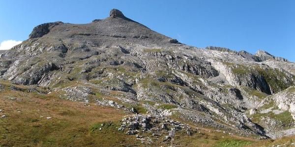 Valle del Vento – passo Prà Castron