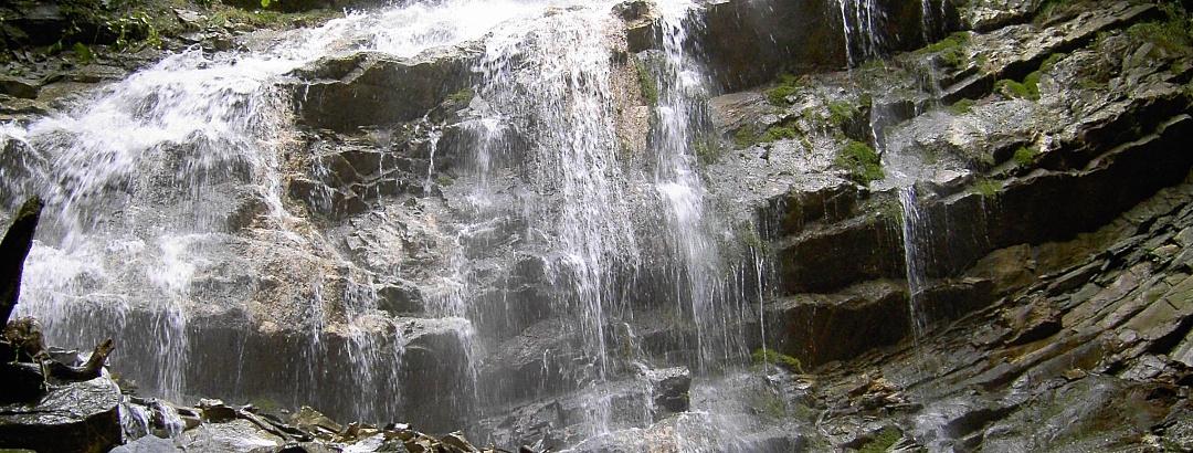 Wasserfall Litzldorf