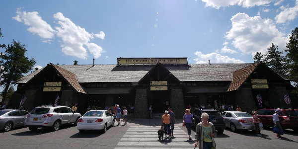 Old Faithful General Stores