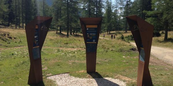 Alpe-Adria-Trail Infopoint