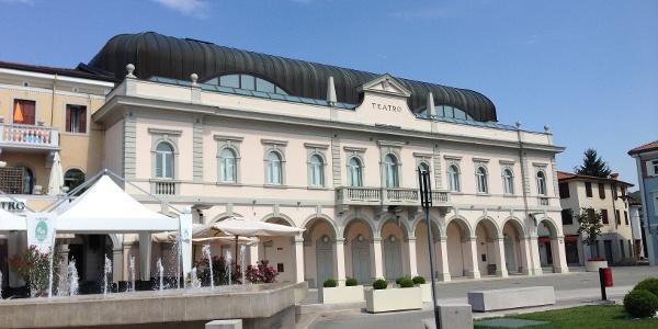 Gradisca d' Isonzo - Teatro