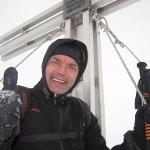 Gipfel der Hinteren Schwärze (3.624m)