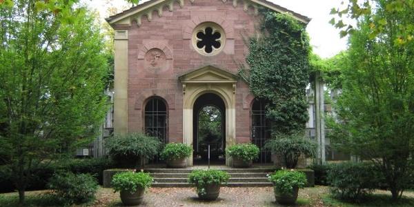 Kolumbarium im Hauptfriedhof