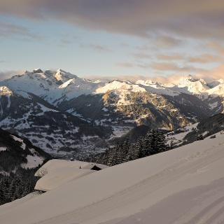 Winterwanderweg Wildried