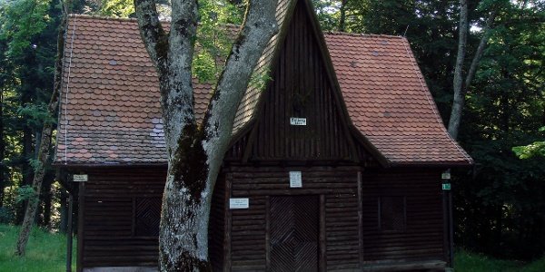 Schutzhütte Bolberg