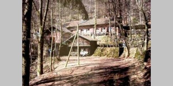 Außenansicht Nello Hütte