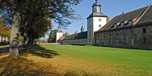 Vorwerk von Schloss Corvey