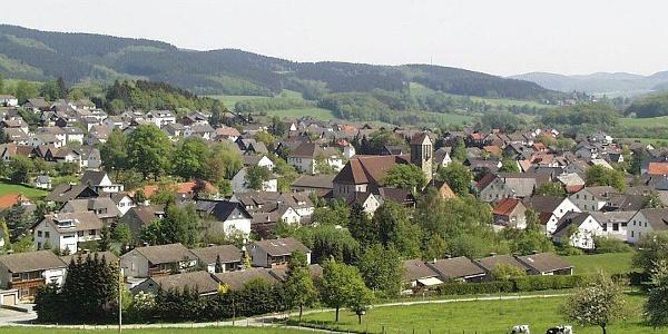Dorfansicht Garbeck