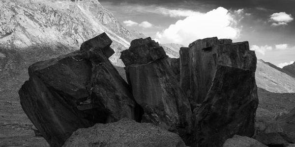 Kunst der Berge im Maurertal