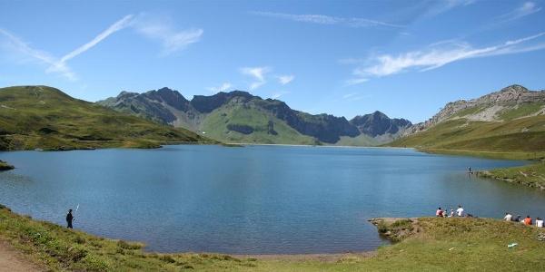 Der Tannensee.