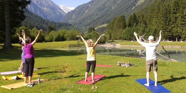 Yoga Energieplatz Klaus Äuele