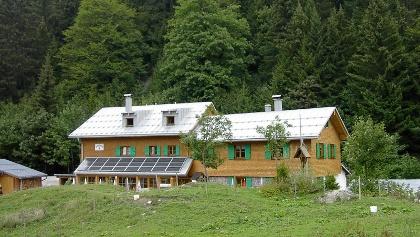 Schwarzenberghütte/DAV
