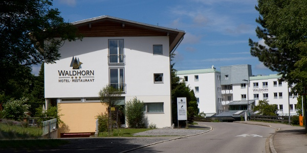 Hotel Waldhorn - Außenansicht