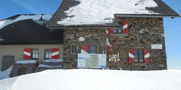 Saualpe-Wolfsberger Hütte