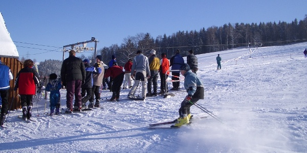 Skilift Markersbach