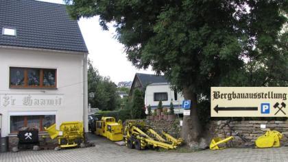 Bergbauausstellung Heiko Hirschmann, Breitenbrunn, Erzgebirge