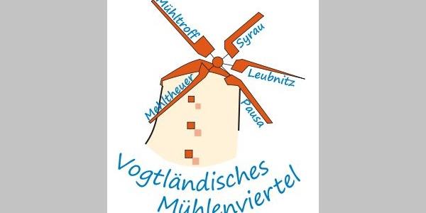 Logo Vogtländisches Mühlenviertel