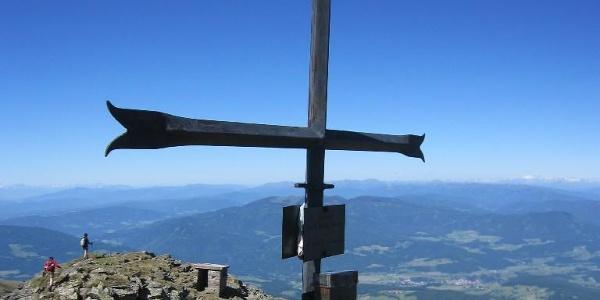 Gipfelkreuz Kreiskogel