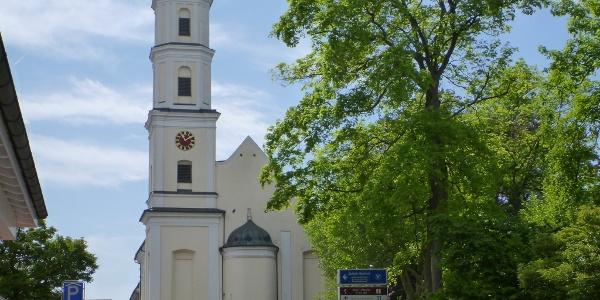 Pfarrkirche St. Martin, Langenargen
