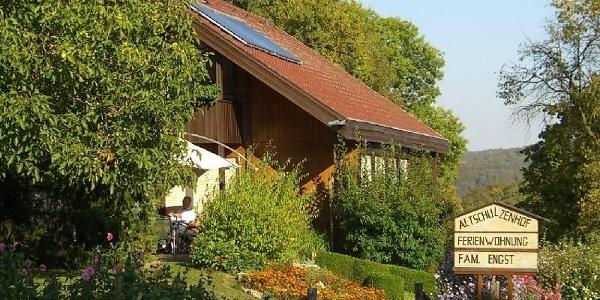 Ferienhaus  mit Wohnungen 1,2, 3