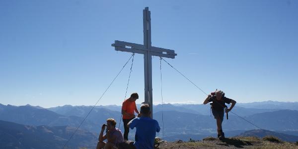 Kitzstein-Gipfelkreuz