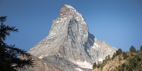 La course suprême sur la plus belle montagne du monde, le Cervin.