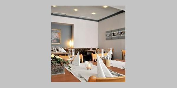 Hotel Restaurant Bock Lahnstein Speiseraum
