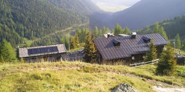 Die Porzehütte 2011
