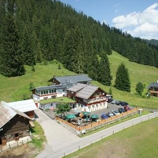 Alpenhotel Küren Sommer