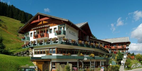 Hotel-Restaurant im IFA Hotel Alpenrose